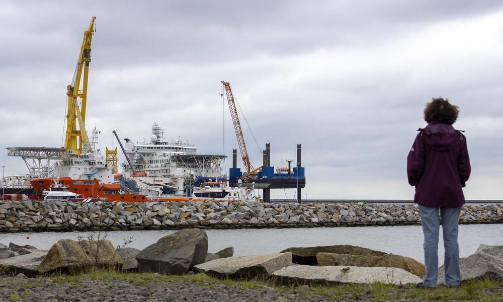 USA erweitern Sanktionspaket gegen Nord Stream 2 um mittelbare Dienstleistungen und Wartung