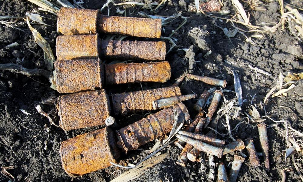 Echo des Krieges in Bildungsstätte: Jugendlicher stirbt durch Explosion einer Panzerabwehrpatrone