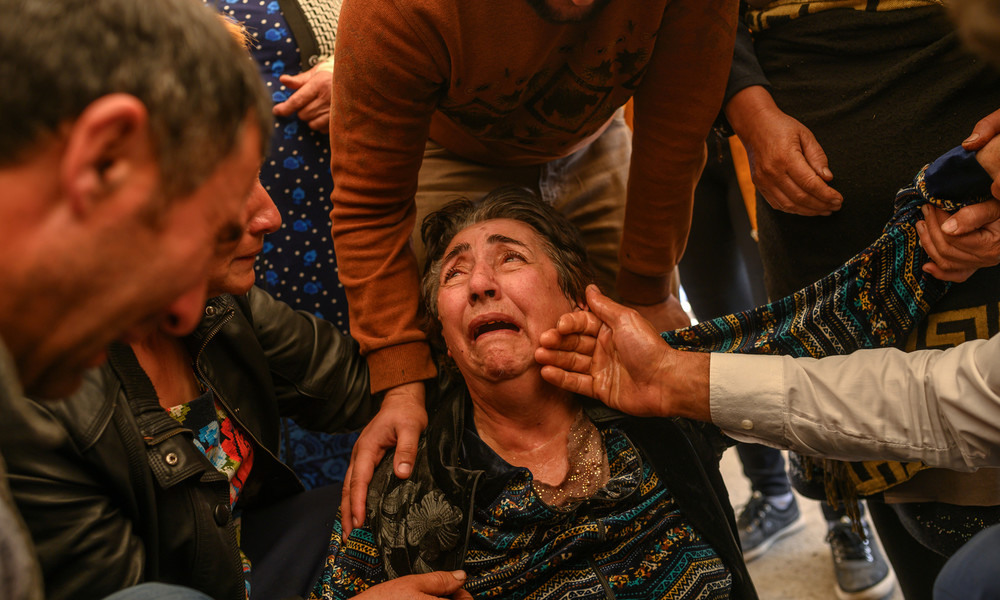 """Hunderte Tote in Bergkarabach – Armenien warnt vor """"Seuchengefahr"""" wegen verwesender Leichen"""