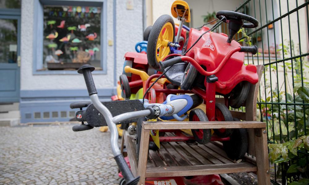 """Kitaverband kritisiert Schließungen im Berchtesgadener Land: """"Kinder nicht dem Aktionismus opfern"""""""