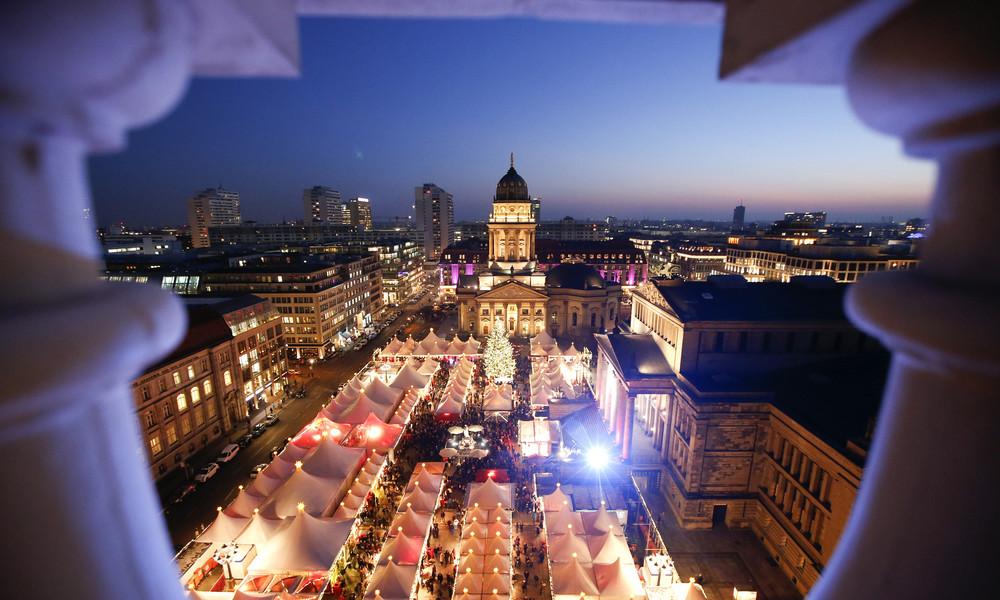 Erster Weihnachtsmarkt in Berlin abgesagt – Wie viele Veranstaltungen fallen Corona noch zum Opfer?