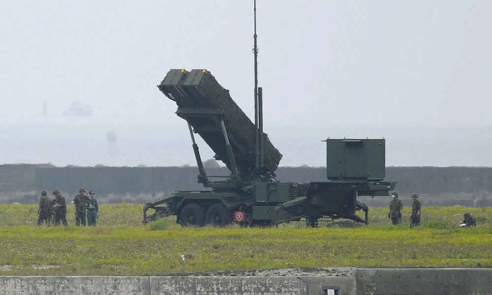 US-Regierung beschließt Waffenverkauf an Taiwan: Uncle Sam zündelt weiter in Ostasien