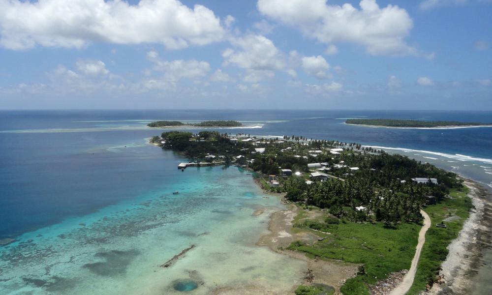 Neue US-Militärbasis in Palau geplant: Wird der Kalte Krieg zwischen China und den USA heißer?