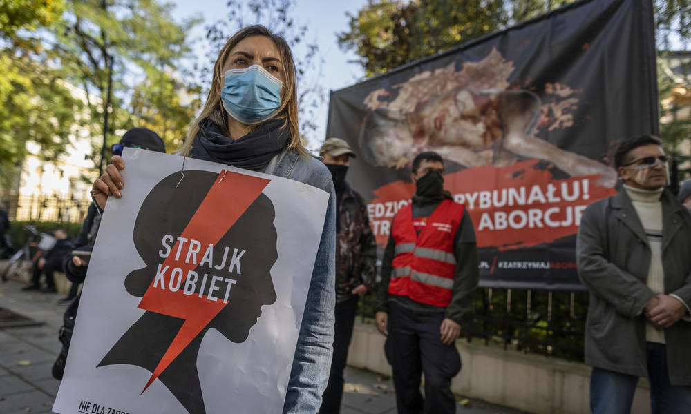 Polen verschärft Abtreibungsgesetz