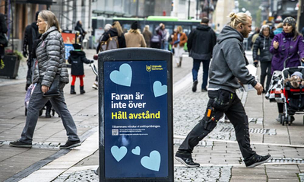 Corona-Politik in Schweden: Gesetzentwürfe zur Einschränkung der Bewegungsfreiheit