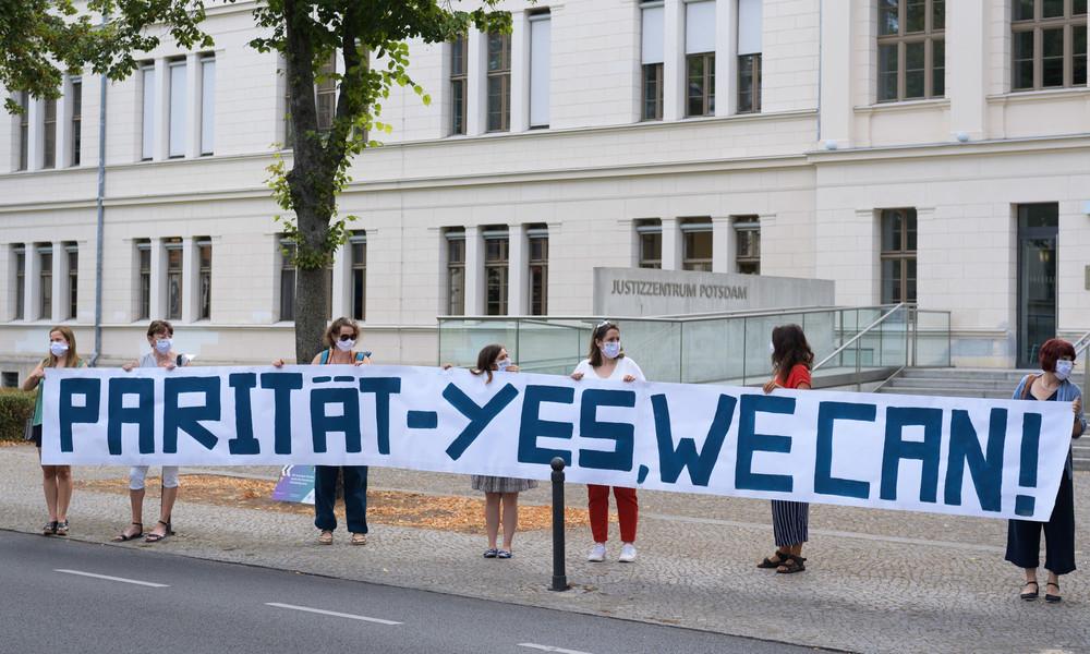 Jetzt auch in Brandenburg: Verfassungsgericht kippt Paritätsgesetz