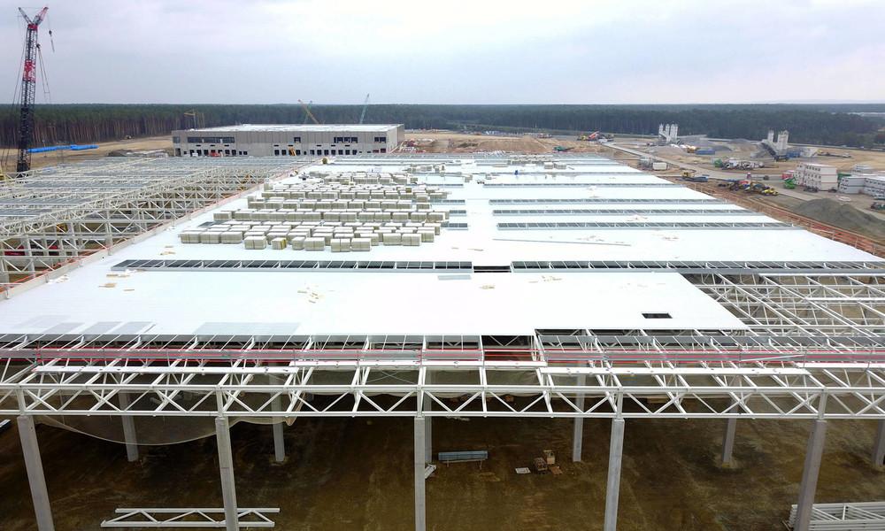 Nach unbezahlter Wasserrechnung: Tesla feuert seinen erfahrenen Bauleiter für Fabrik in Brandenburg