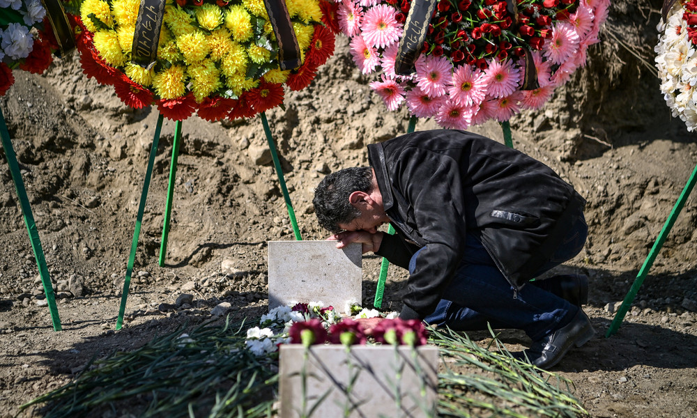Bergkarabach: Fast fünftausend Tote – nur COVID gewinnt