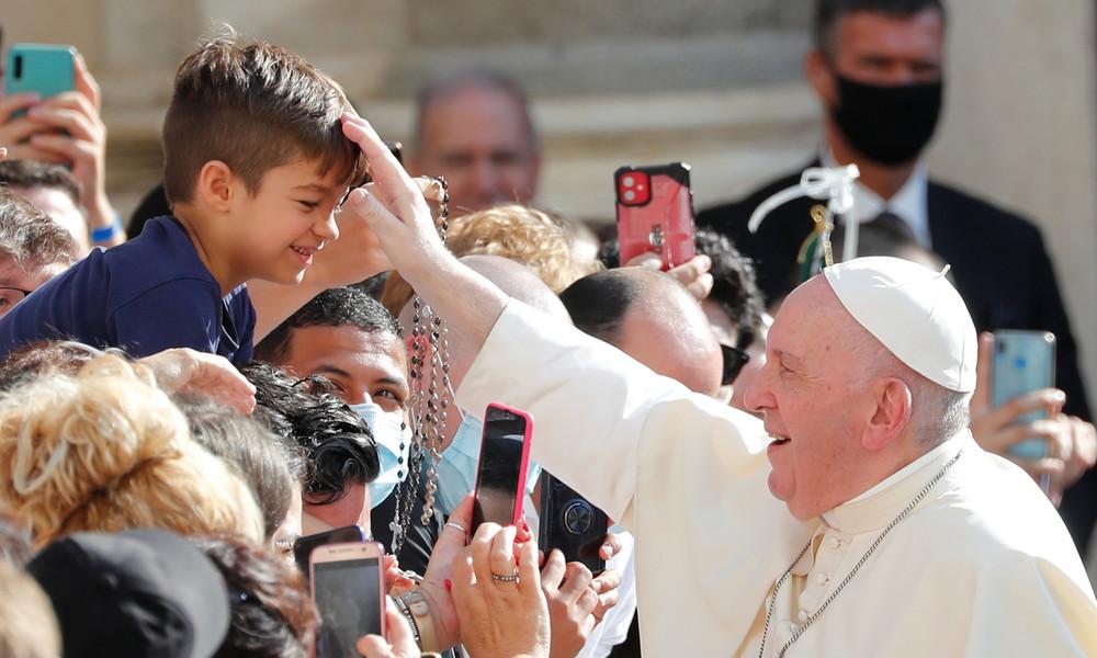 """""""Grausamkeit der höchsten Form"""" – Papst Franziskus kritisiert Umgang mit Kindern an der US-Grenze"""