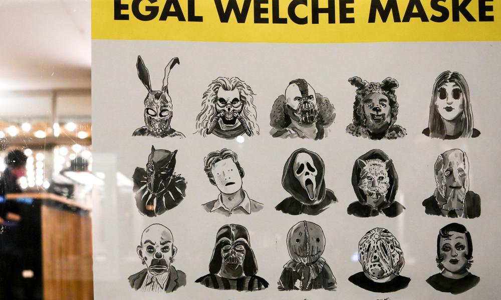 Corona: Studie über die Wirksamkeit von Masken bleibt unveröffentlicht
