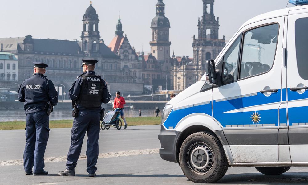 Interne Dokumente: Tatverdächtiger aus Dresden wollte in die Türkei ausreisen
