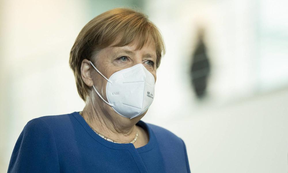 """""""Pandemie-Lage noch weiter zugespitzt"""": Kanzlerin Merkel wiederholt Podcast mit Corona-Appell"""