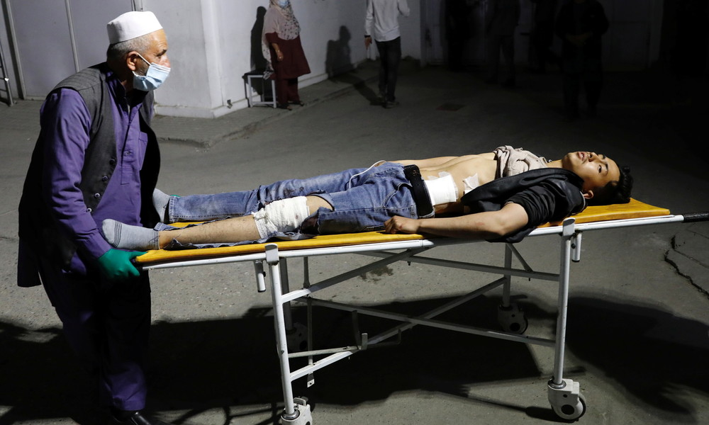 Afghanistan: Viele Schüler bei Selbstmordanschlag in Kabul getötet und verletzt