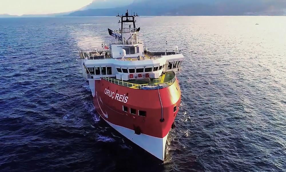 Türkei verlängert Einsatz von Forschungsschiff im Mittelmeer