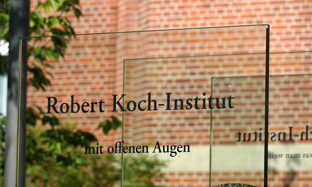 Brandanschlag auf Robert Koch-Institut