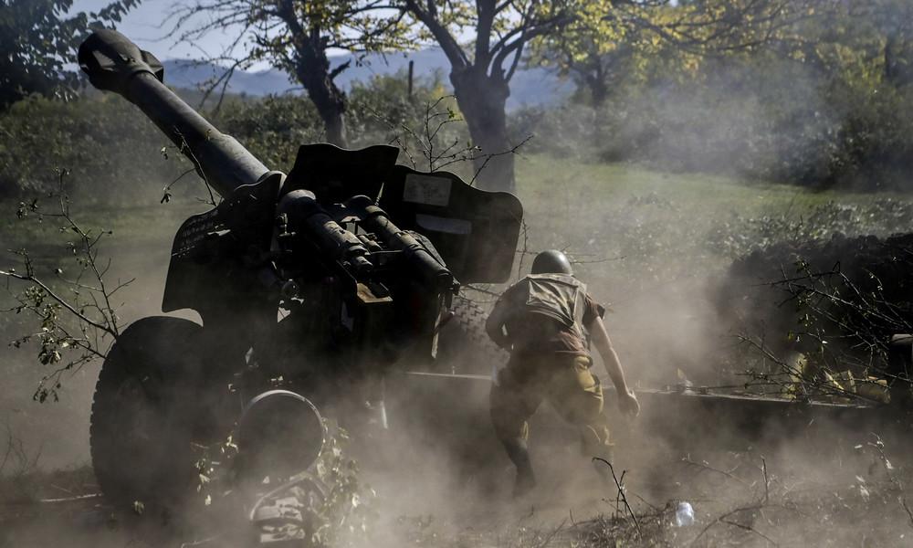 Bergkarabach: Aserbaidschan und Armenien werfen sich erneut Verstöße gegen Waffenruhe vor