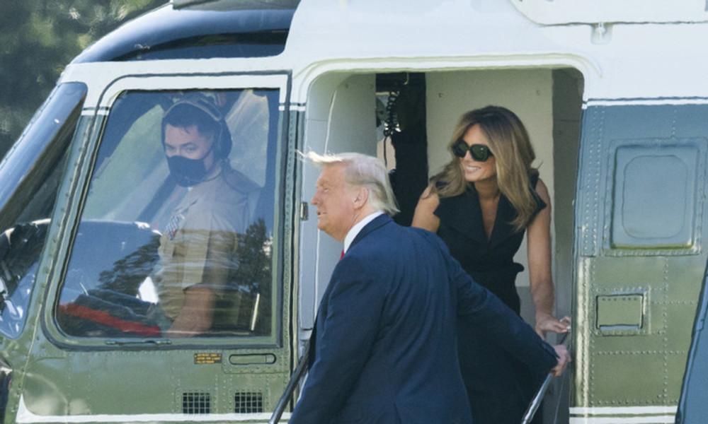 """Gerüchte um Melania Trump und ein """"Body Double"""""""