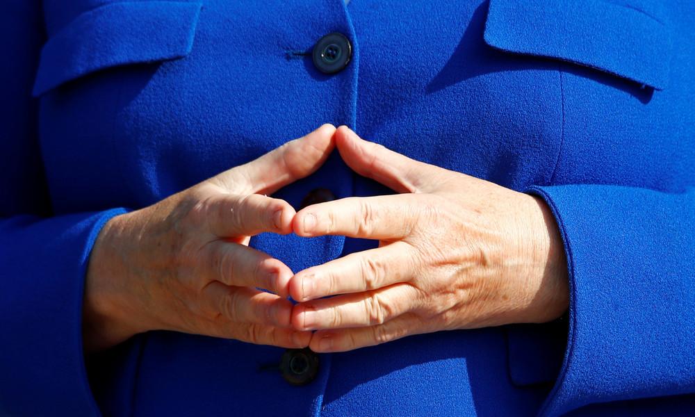 """Corona sei eine """"Heimsuchung"""" – fürchtet Merkel eine Strafe Gottes?"""