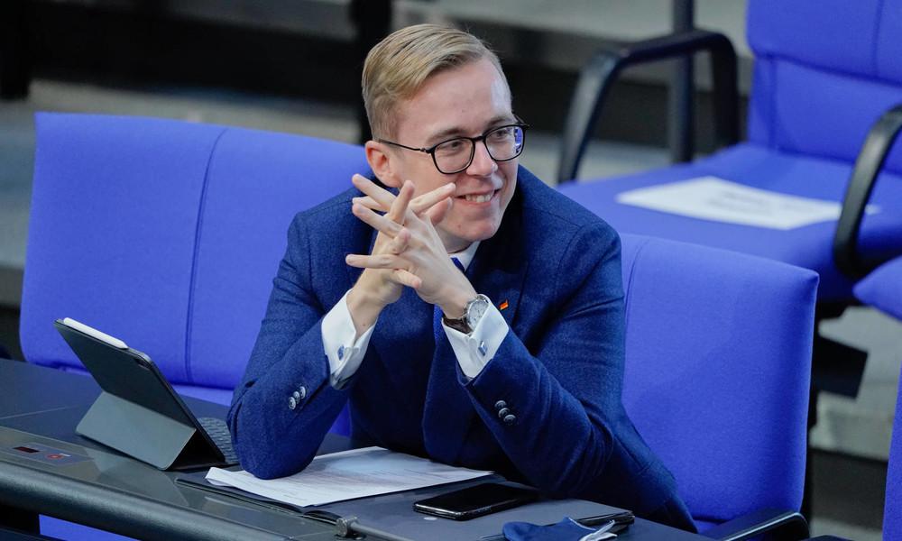 Trotz Lobbyismus-Vorwürfen: Amthor kandidiert erneut für den Bundestag