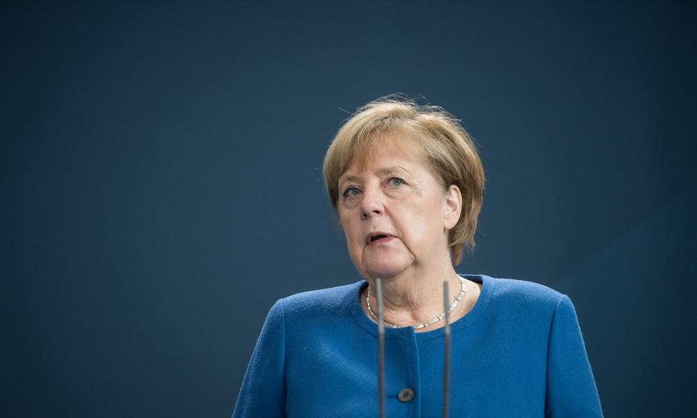 """Wegen steigender """"Corona-Infektionen"""": Merkel plant """"Lockdown Light"""""""