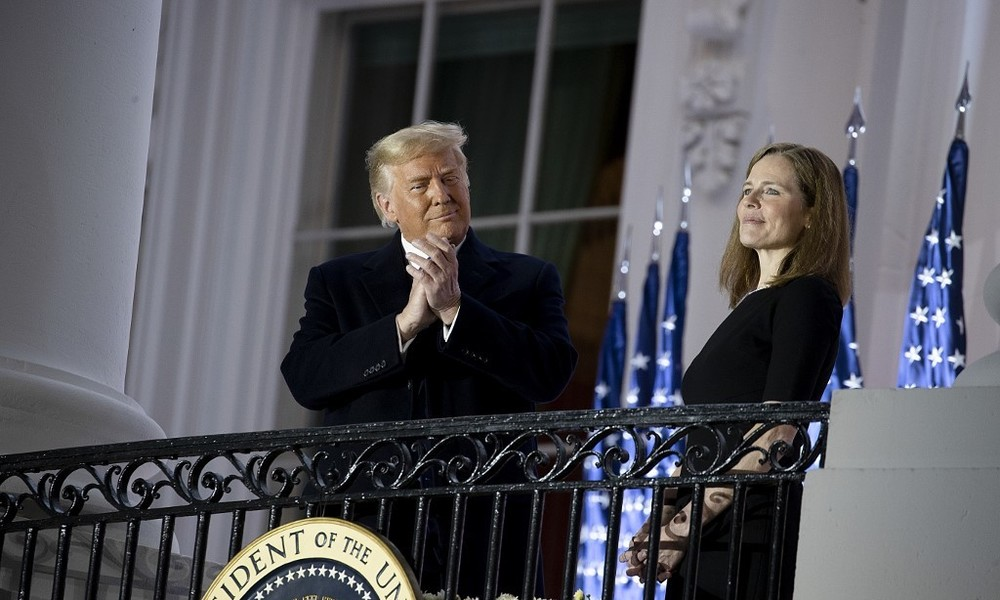 Trumps Wunschkandidatin: Amy Coney Barrett wird Richterin am Obersten Gerichtshof der USA