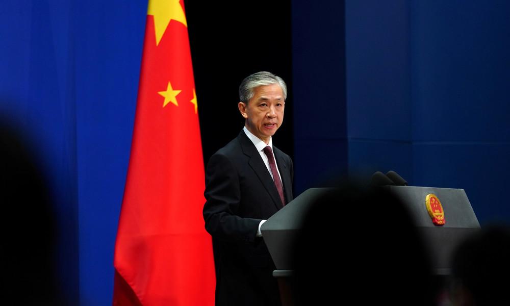 Taiwan: China kündigt Sanktionen gegen US-Unternehmen an
