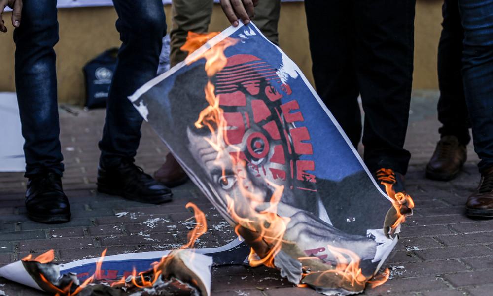 Wütende Proteste in muslimischen Ländern heizen Konflikt mit Frankreich weiter an
