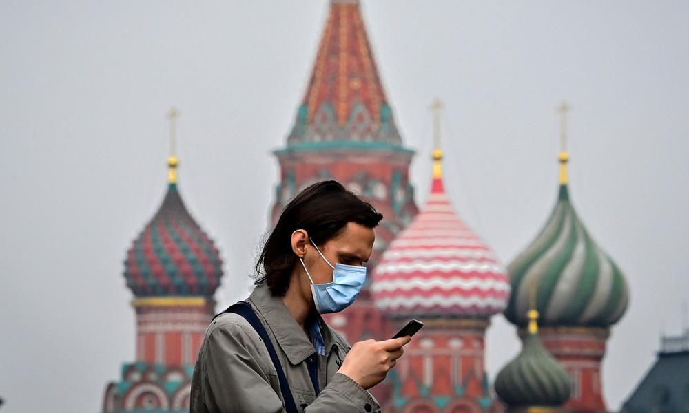Steigende Corona-Zahlen: Russland verschärft Maskenpflicht und rät zur Schließung aller Nachtlokale