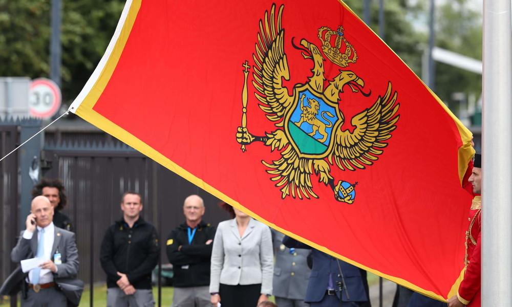 Verlorener Friedenskampf der montenegrinischen Armee
