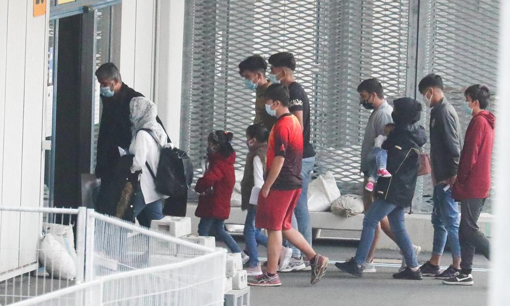 Anzahl der Flüchtlinge aus der Türkei in die EU geht drastisch zurück