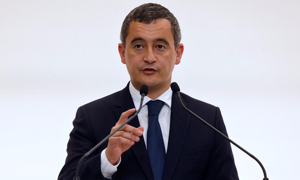 """""""Kampf gegen islamistische Ideologie"""": Französischer Innenminister warnt vor terroristischer Gefahr"""
