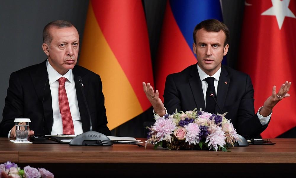 """""""Kultureller Rassismus"""": Türkei kritisiert """"Charlie Hebdo""""-Karikatur von Erdoğan"""