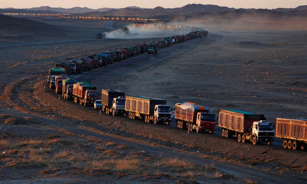 Streit mit Australien: China kauft Kokskohle jetzt in der Mongolei