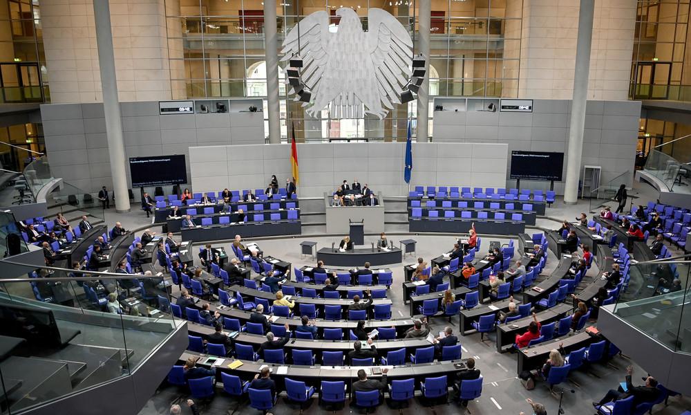 LIVE: 185. Sitzung des Deutschen Bundestags – Wirtschaftsminister Altmaier steht Rede und Antwort