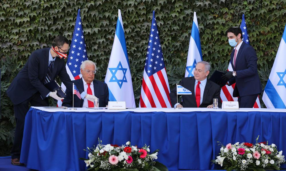 Israel und USA weiten Wissenschaftskooperation auf besetzte Gebiete im Westjordanland aus