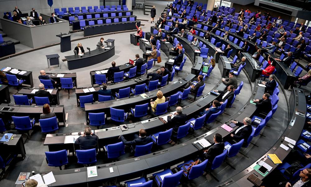 LIVE: 185. Sitzung des Bundestags – Kriegsverbrechen, Menschenrechte, feministische Außenpolitik