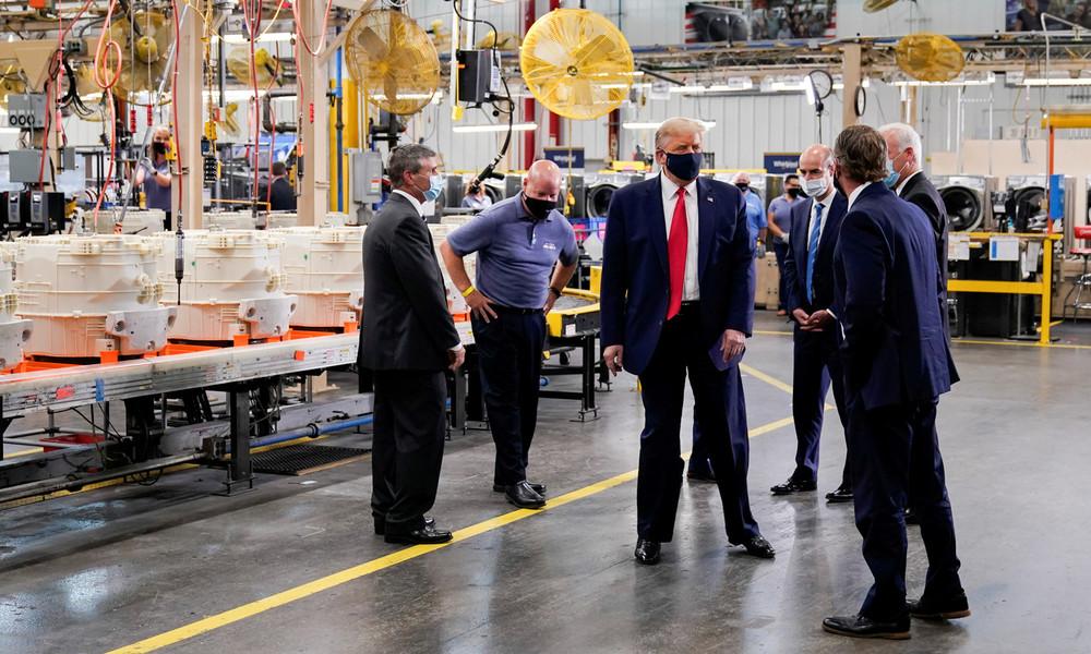 Trumps Handelskrieg mit China hat Ziel verfehlt – Produktion in den USA zeigt keine Erholung