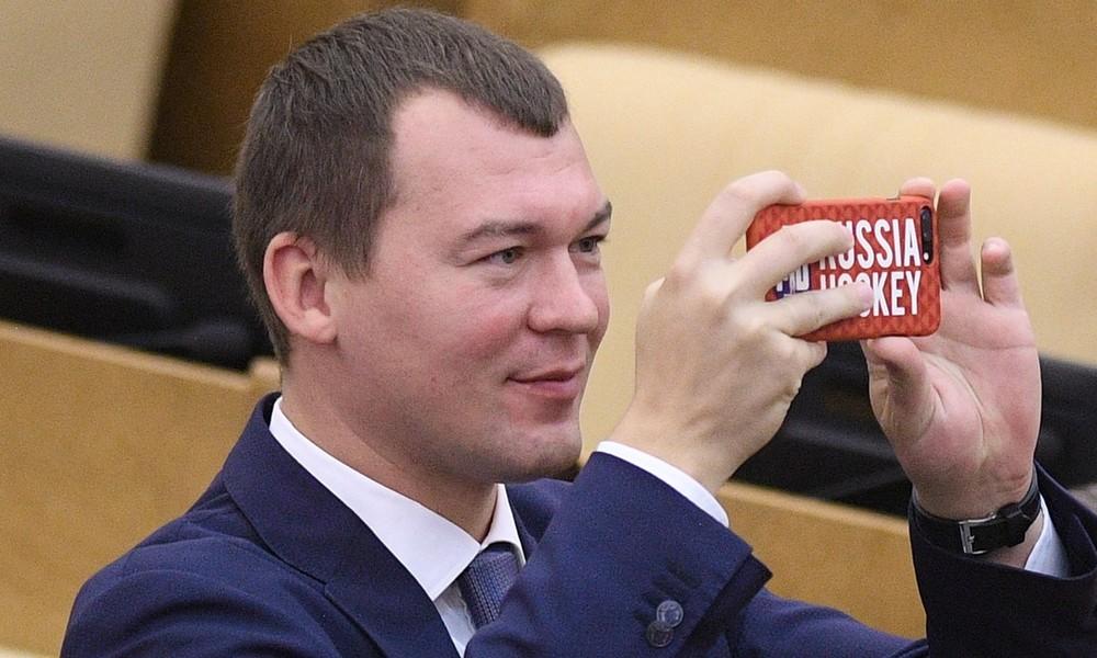 Gouverneur von Chabarowsk: Putin-Denkmäler sollten landesweit errichtet werden