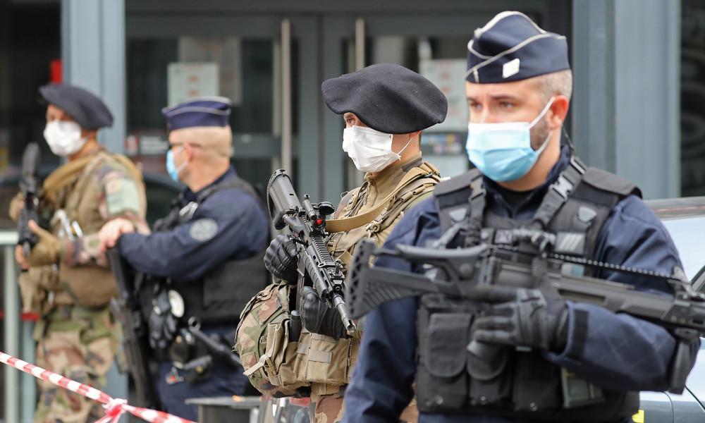 LIVE: Mindestens drei Tote und sechs Verletzte nach mutmaßlichem Terroranschlag in Kirche in Nizza