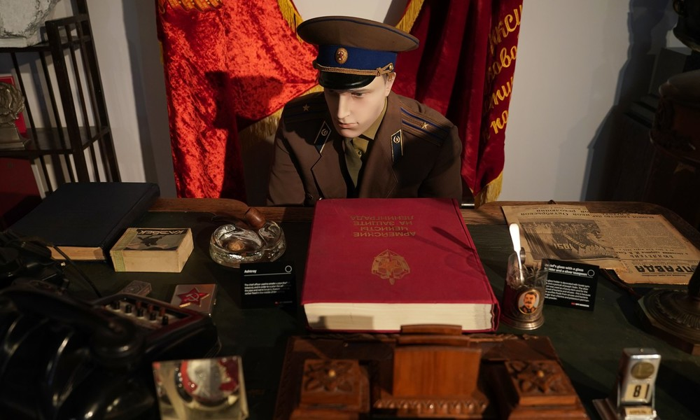 KGB-Museum in USA wird wegen Corona-Krise geschlossen