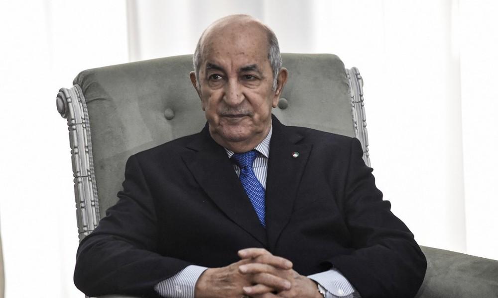 Algeriens Präsident zu Untersuchung in Deutschland