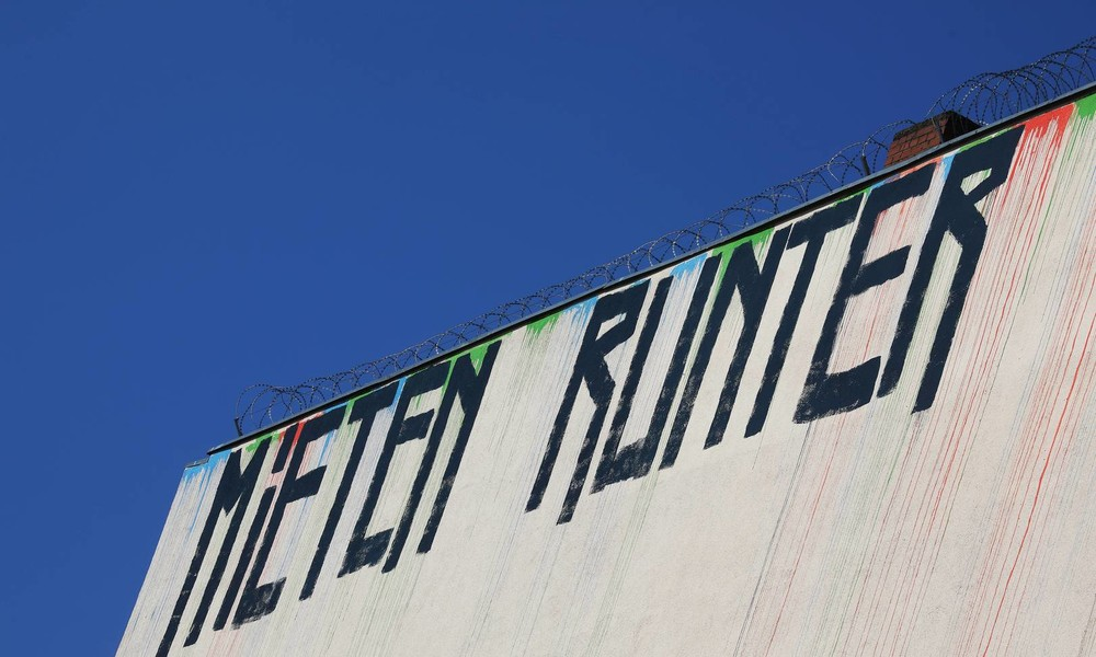 Berliner Mieten dürfen gedeckelt werden: Verfassungsgericht lehnt Eilantrag ab