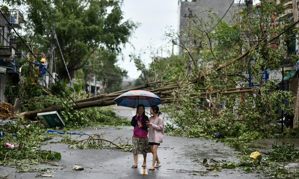 """Taifun """"Molave"""": Mehr als 30 Tote und mehrere Vermisste in Vietnam"""