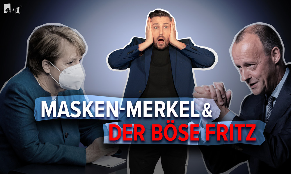 Wills Maskenschwindel | The Great Reset - kalter Kaffee? | Weltverbesserungsmarketing | 451 Grad