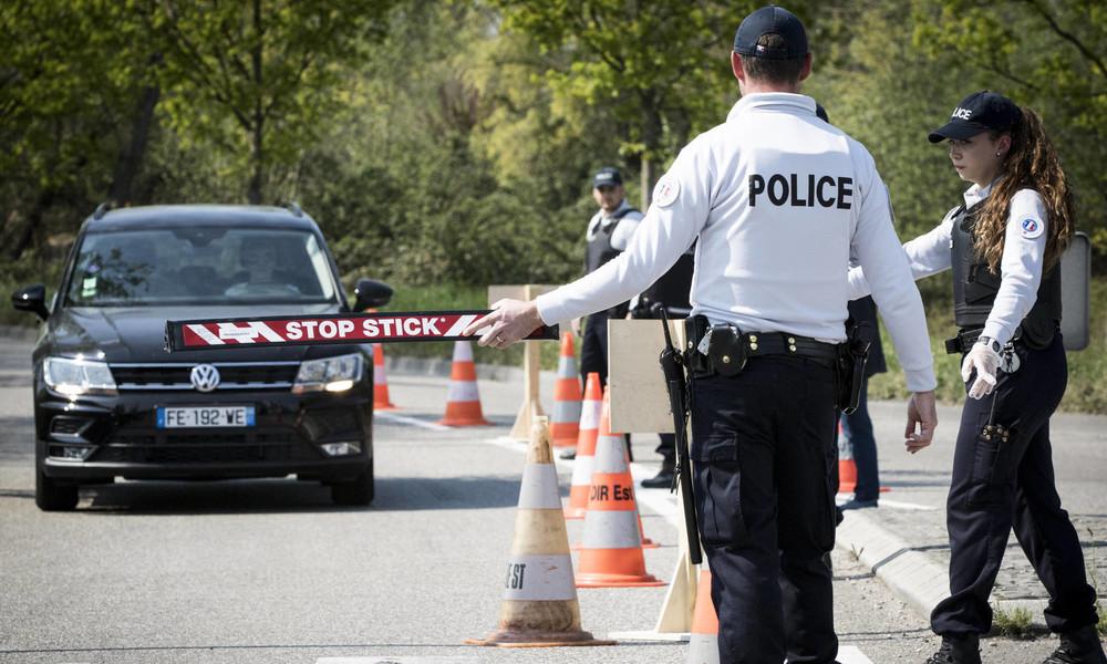 """Mann nahe Paris verhaftet, da er """"wie in Nizza"""" handeln wollte"""