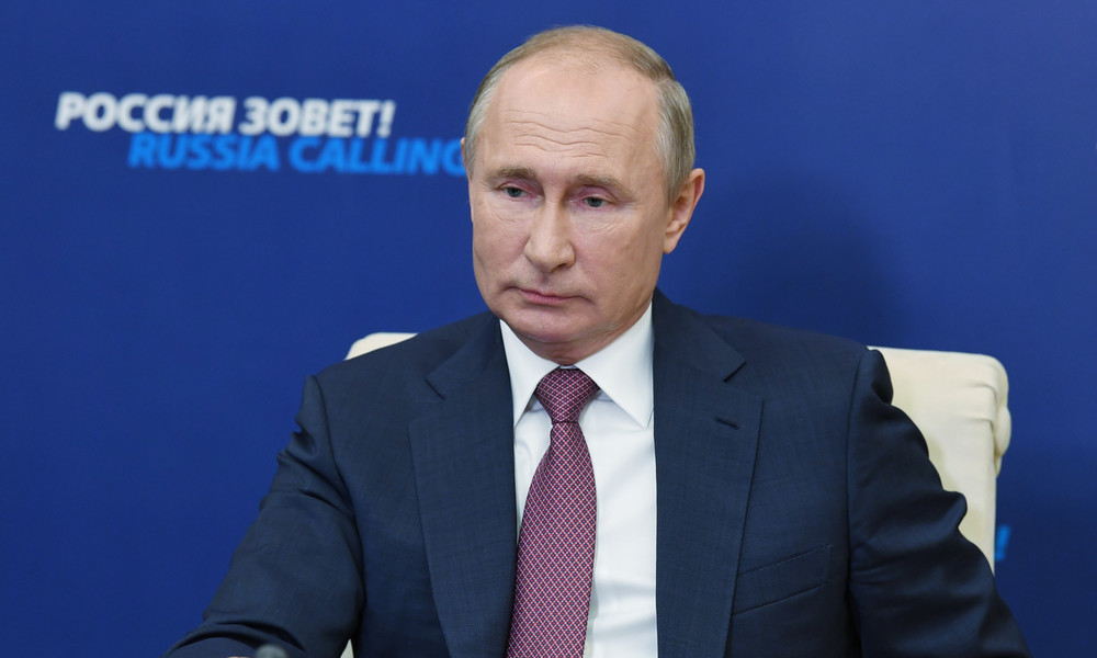Putin: An den Verhandlungen zu Bergkarabach muss auch die Türkei teilnehmen