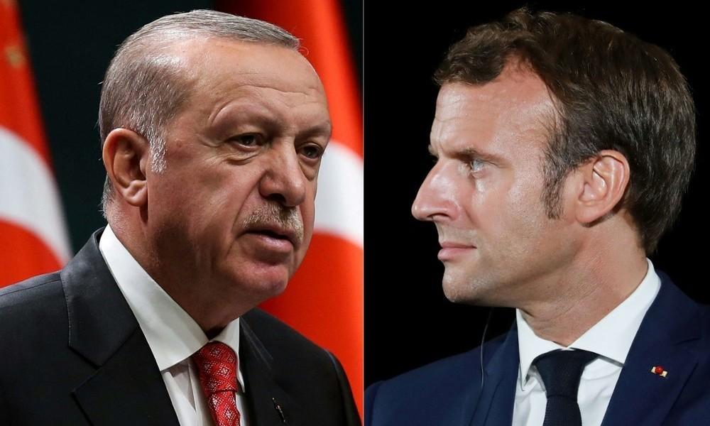 Was steckt hinter dem Schlagabtausch zwischen Erdoğan und Macron?