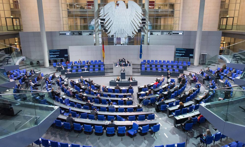 LIVE:187. Sitzung des Bundestages –Bekämpfung Pädophilie, Untersuchungsausschuss Infektionsschutz