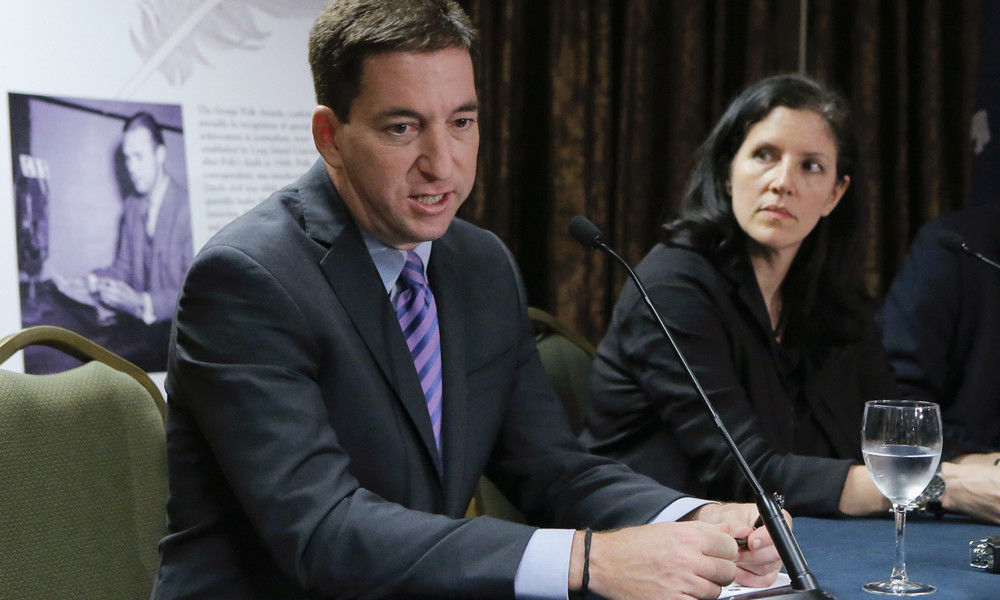 Nächstes Zensuropfer in den USA: Der Investigativjournalist Glenn Greenwald verlässt The Intercept