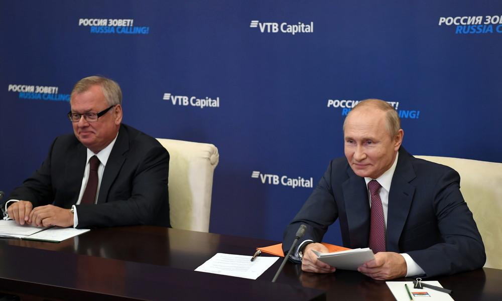 Russische Wirtschaft übersteht Pandemie vergleichsweise gut – Wirtschaftshilfen in Aussicht gestellt